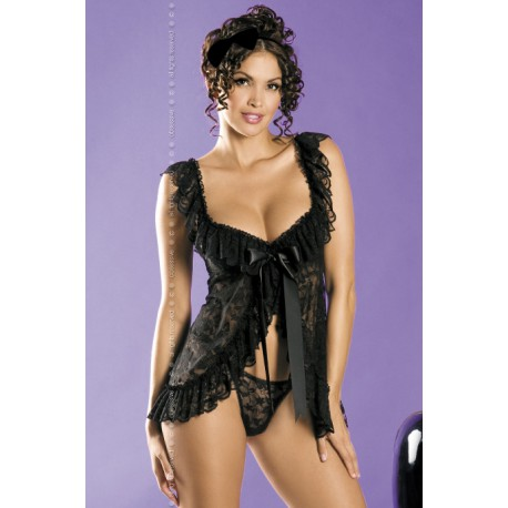 Obessive Julia Black baby doll